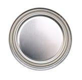 Comida Tin Can Foto de archivo libre de regalías