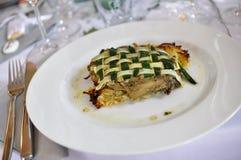 Comida vegetariana Imagen de archivo libre de regalías
