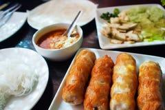 Comida vietnamita Imagen de archivo