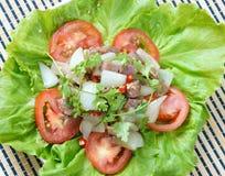 Comida vietnamita, laca de BO Lucas, carne de vaca Fotografía de archivo