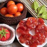 Comida vietnamita, Tet, atasco del tomate, Vietnam tradicional Fotos de archivo libres de regalías