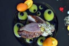 Comida y hermoso deliciosos imagen de archivo libre de regalías