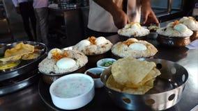 Comidas sabrosas de Kerala fotos de archivo