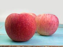Comidas sanas de Apple Imágenes de archivo libres de regalías