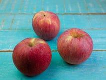 Comidas sanas de Apple Imagen de archivo libre de regalías