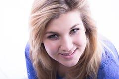 Comience el día con una sonrisa Imagen de archivo libre de regalías