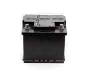 Comienzo del salto de la batería de coche fotos de archivo libres de regalías