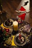 Comienzo encantador en Año Nuevo Imagen de archivo libre de regalías
