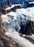 Comienzo glacial Foto de archivo