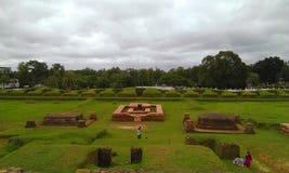 Comilla kotbari. Kotbari shalbon bihar is beautiful place at comilla in Bangladesh royalty free stock photos