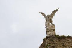 Comillas anioł z ukosa 2 obrazy royalty free
