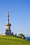 Comillas marquis monument Stock Photography