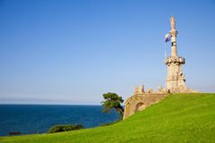Comillas marquis monument Stock Photo