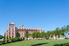 Comillas Pontifical University Stock Photography