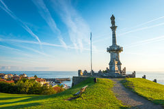 Comillas, Spain Obrazy Royalty Free