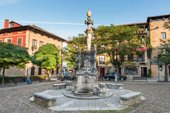 Comillas, spain Stock Photography