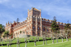 Comillas University, Spain Stock Photos