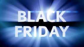 Coming of Black Friday Stock Images