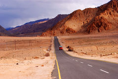 Coming from Ladakh mountains Stock Images