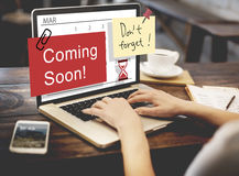 Coming Soon Sign Stock Photos Royalty Free Images