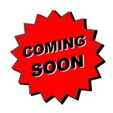 Coming Soon Sign. Red coming soon sign - web button - internet design Royalty Free Stock Photos
