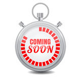 Coming soon . Stock. Coming soon . Vector illustration Royalty Free Stock Image