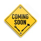 Coming soon super quality abstract business poster. Great quality work. On this picture you can see some high quality and resolution graphic creative ideas royalty free stock photo