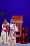 "The coming surprise-Kunqu Opera ""the West Chamber"" Stock Photo"