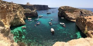 Comino Royalty Free Stock Photography