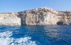 Comino island Stock Photos
