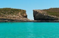 Comino island, Malta Stock Images