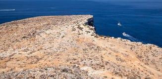 Comino island, Malta Royalty Free Stock Images