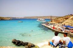 Comino, Malta. Royalty Free Stock Photography