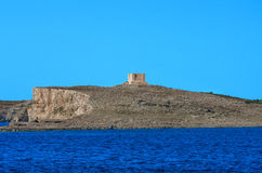 Fortifications of Malta - Comino Royalty Free Stock Photography