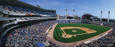 Comiskey Park Stadium Stock Photos