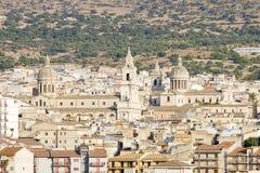 Comiso, Sizilien lizenzfreie stockfotografie