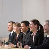 Comité van medewerkers Royalty-vrije Stock Afbeeldingen