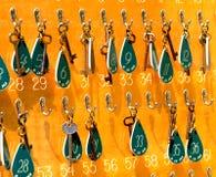 Comité van sleutels Stock Afbeelding
