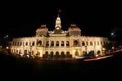Comitê dos povos de Saigon Imagens de Stock Royalty Free