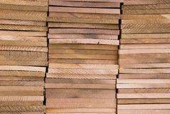 Comitati di legno Fotografia Stock
