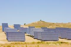 Comitati solari Immagine Stock Libera da Diritti