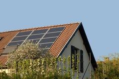 Comitati solari Fotografie Stock