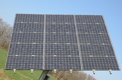 Comitati solari Fotografie Stock Libere da Diritti