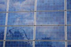 Comitati solari Immagini Stock