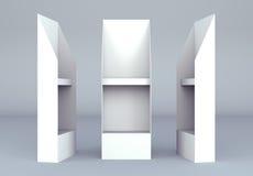 comitato dell'ala del collegare della gondola della visualizzazione delle mensole 3D Immagine Stock Libera da Diritti