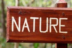 Comitato della natura Fotografie Stock
