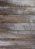 Comitato di parete del legname fotografie stock