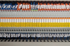 Comitato elettrico fotografie stock