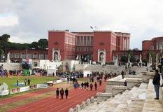 Comitato olimpico nazionale Immagine Stock Libera da Diritti