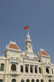 Comitato Saigon Vietnam Ho Chi Minh City della gente Fotografie Stock Libere da Diritti